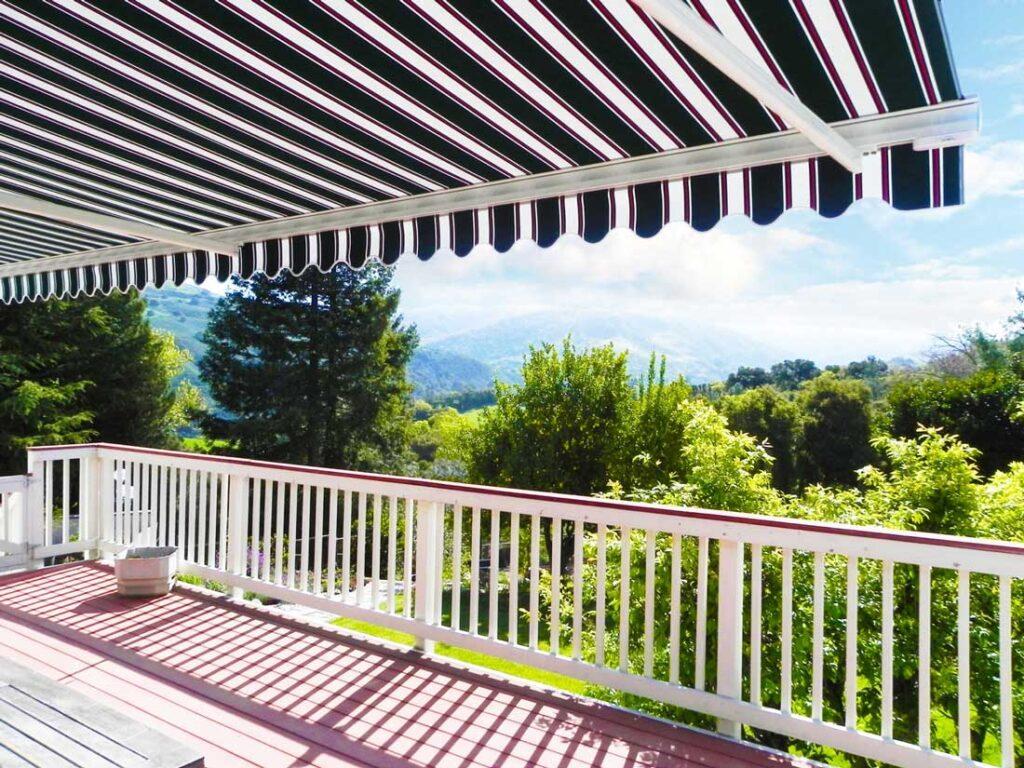 Tenda a bracci - tenda da sole per villa - Velletri Lariano Albano Artena Colleferro Valmontone