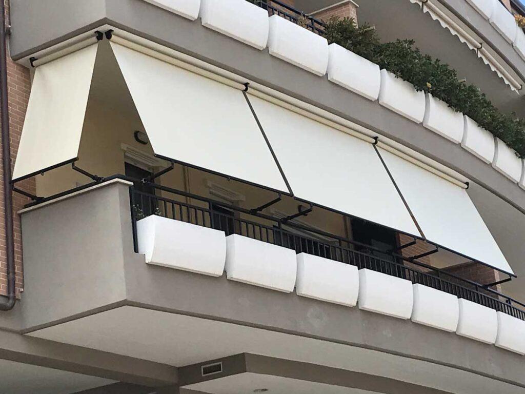Tenda a caduta - Tenda da balcone - Tenda da sole Tempotest Parà - Velletri - Lariano - Genzano - Artena - Valmontone - Roma